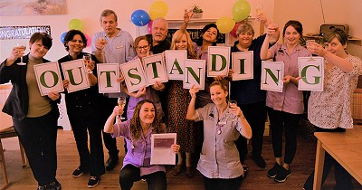 Hunstanton Care Home rated 'Outstanding'