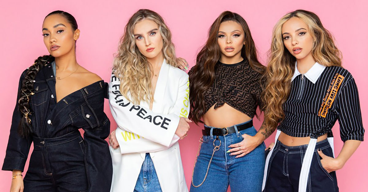 Little Mix announce Holkham show