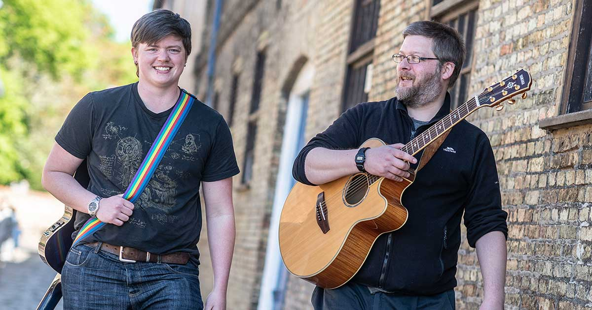 Hunstanton hosts Folk in the Town Showcase