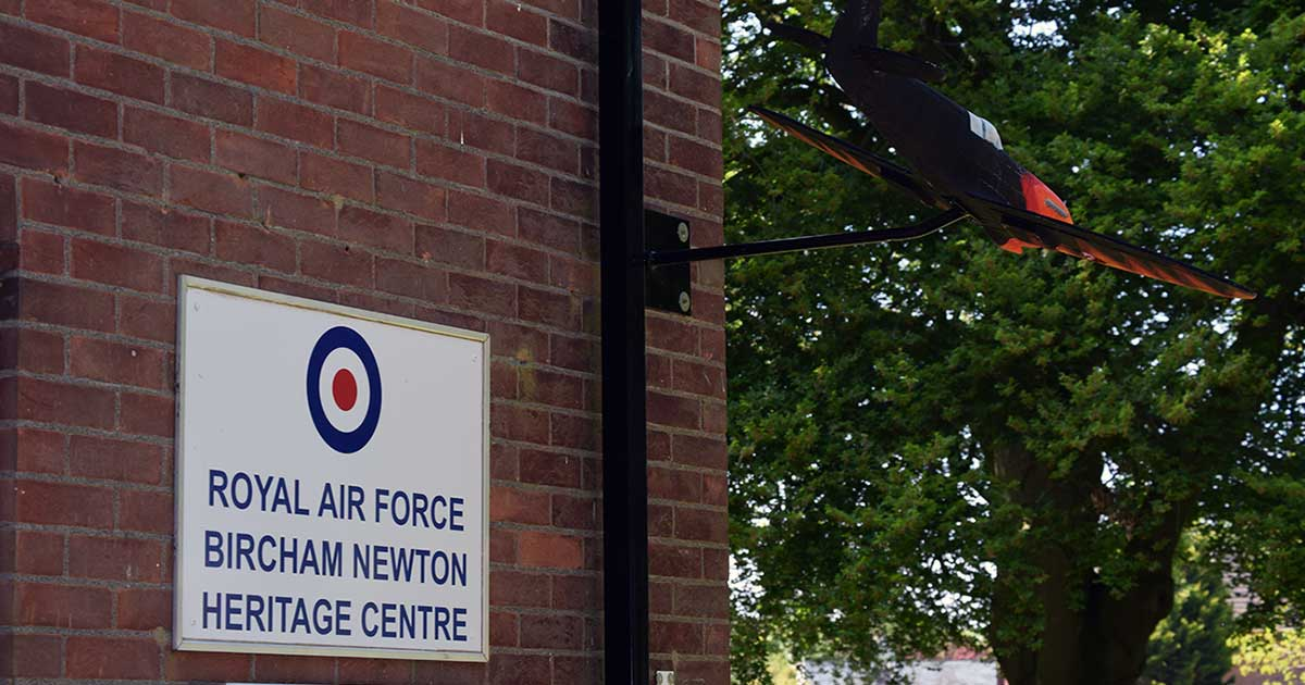 Celebrating West Norfolk Heritage: RAF Bircham Newton
