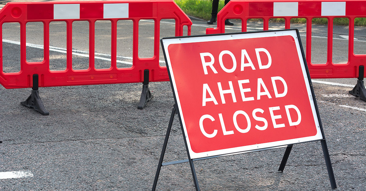 Road closure on The Green expected
