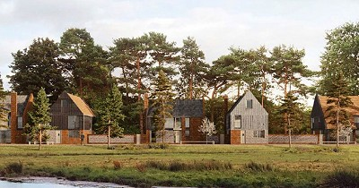 Ingoldisthorpe home to first custom build scheme in West Norfolk