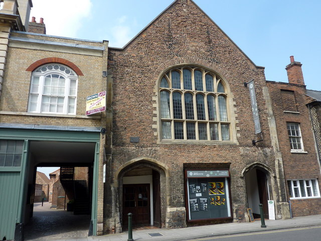 St George's Guildhall, King's Lynn