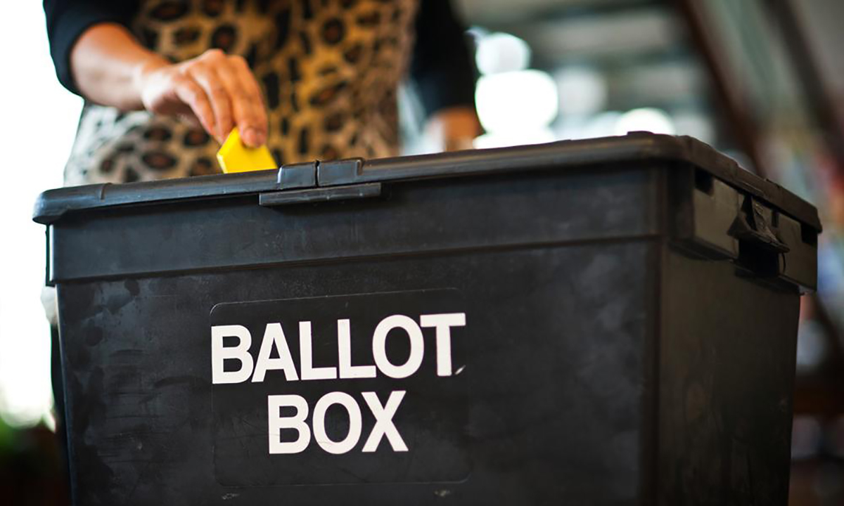 Changes to Polling Stations for the General Election