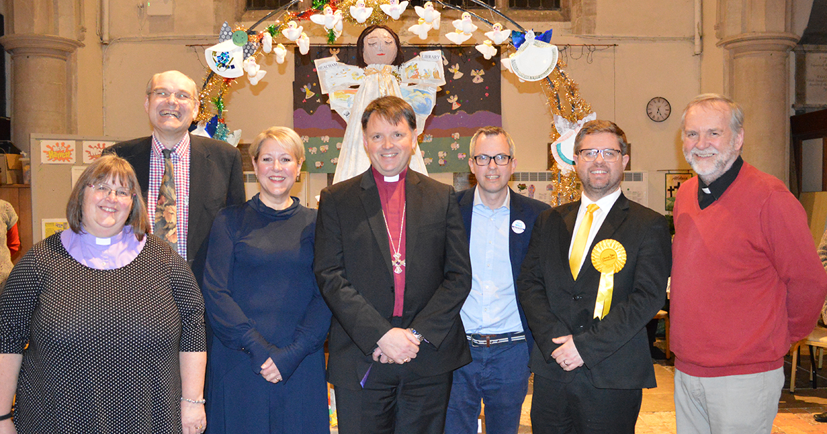 Election candidates have their say at Heacham Hustings