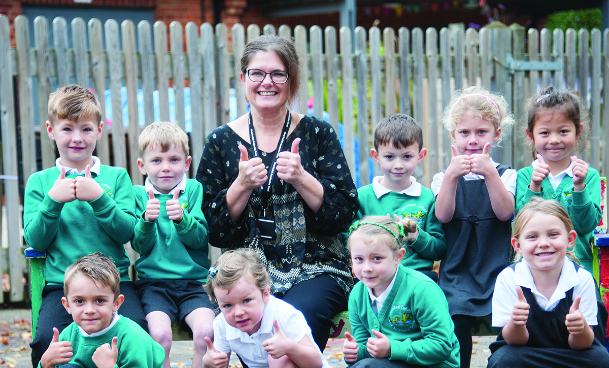 Heacham Infant and Nursery School is Good