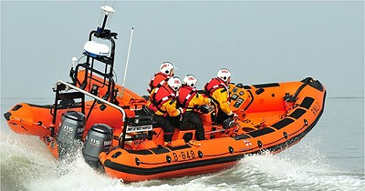 Hunstanton Lifeboat station reports surge in call outs during current heatwave