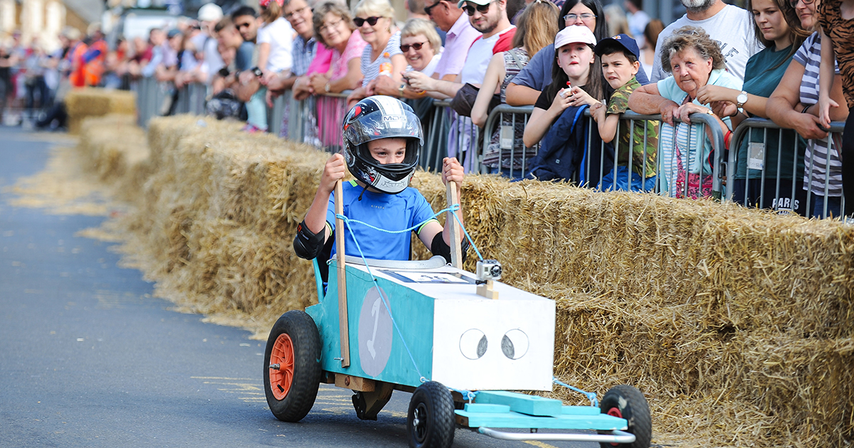 Hunstanton Soap Box Derby 2020 cancelled