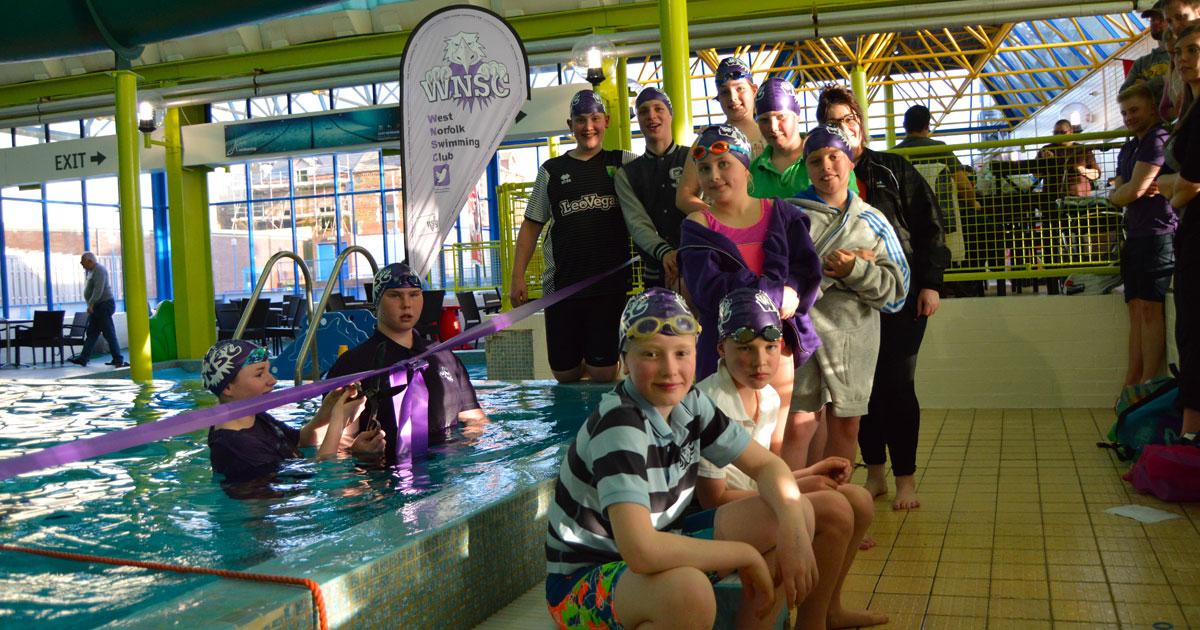 Hunstanton Sea Eagles becomes West Norfolk Swimming Club